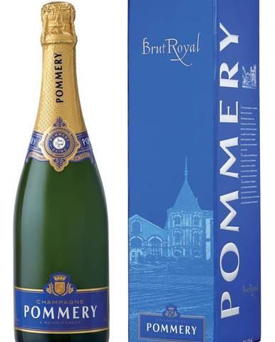 Šampanské a šumivé vína Pommery