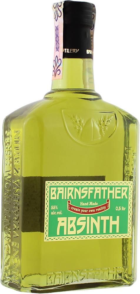 Bairnsfather Bairnsfather Absinth 55% 0,5l