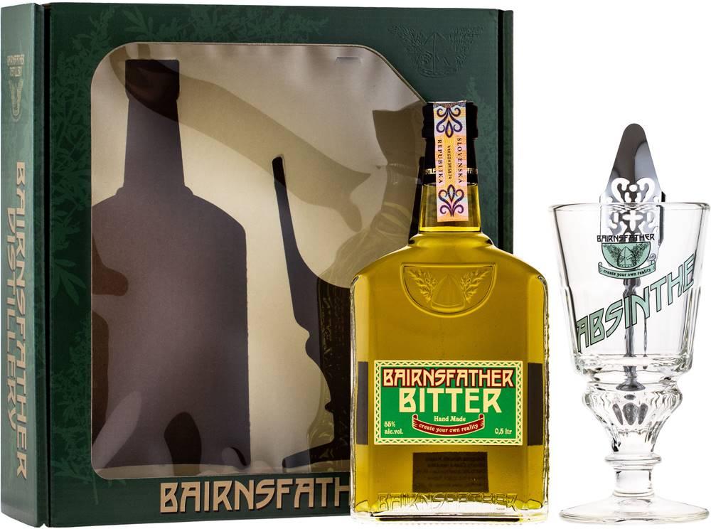 Bairnsfather Bairnsfather Bitter 0,5l s pohárom a lyžičkou 55%