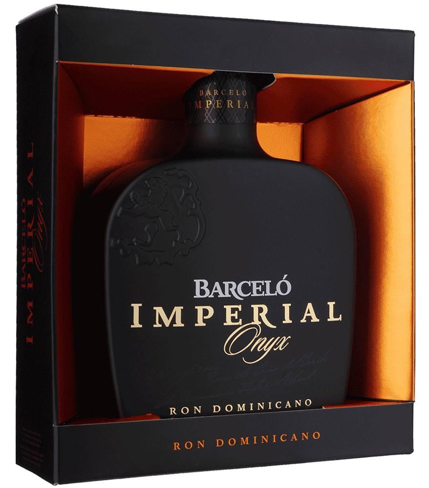 Ron Barceló Barceló Imperial Onyx 38% 0,7l