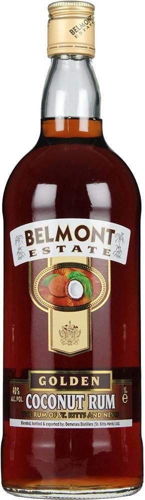 Belmont Estate Belmont Estate Golden Coconut 40% 0,7l