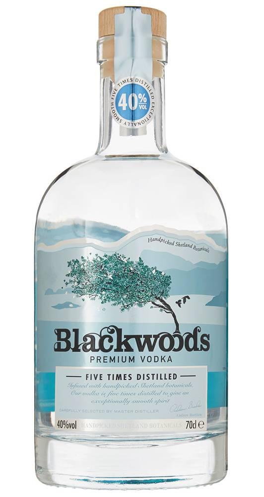 Blackwoods Blackwoods Botanical Vodka 40% 0,7l