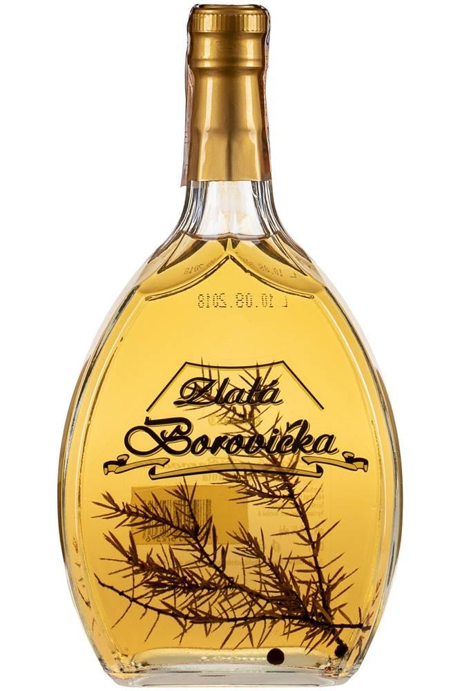 Frucona Borovička Cassovia Zlata 40% 0,7l