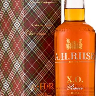 A.H. Riise XO Reserve Christmas Rum 40% 0,7l