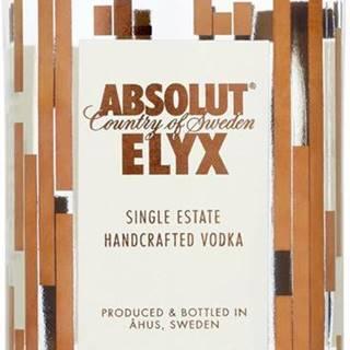 Absolut Elyx 42,3% 0,7l