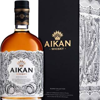 Aikan Whisky Blend Collection 43% 0,5l