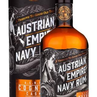 Austrian Empire Navy Rum Cognac Cask 46,5% 0,7l