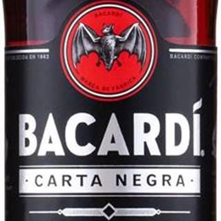 Bacardi Carta Negra 37,5% 0,7l