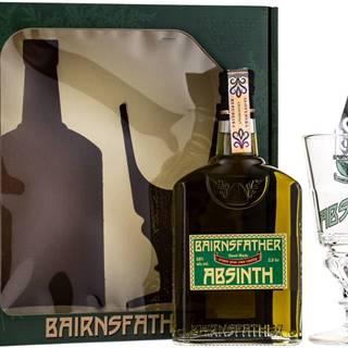 Bairnsfather Absinth 0,5l s pohárom a lyžičkou 55%