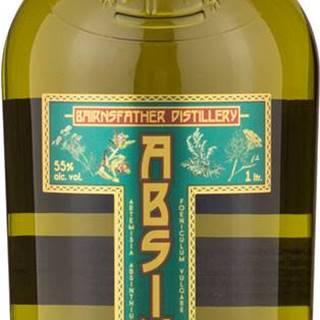 Bairnsfather Absinth 1l 55%