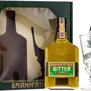 Bairnsfather Bitter + pohár + lyžička 55% 0,5l