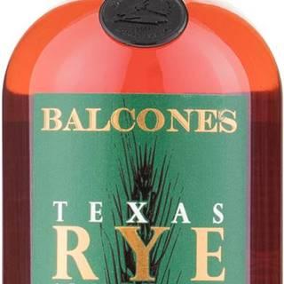 Balcones Texas Rye 100 Proof  50% 0,7l