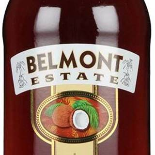 Belmont Estate Golden Coconut 40% 0,7l