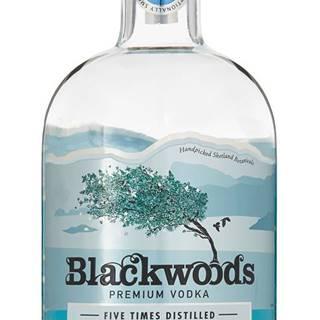 Blackwoods Botanical Vodka 40% 0,7l