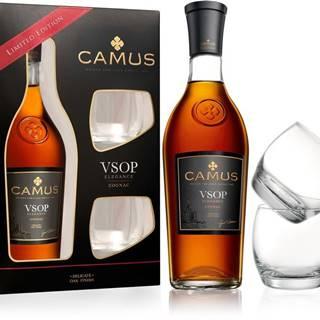 Camus VSOP Elegance s 2 pohármi