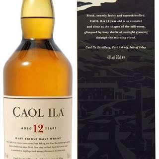 Caol Ila 12 ročná 43% 0,7l