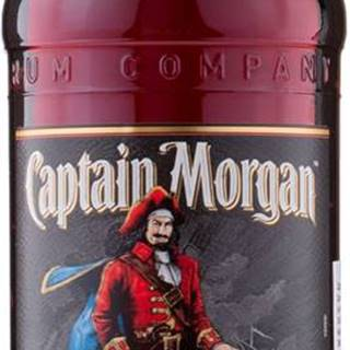 Captain Morgan Dark Rum 40% 0,7l