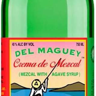 Del Maguey Crema de Mezcal 40% 0,7l