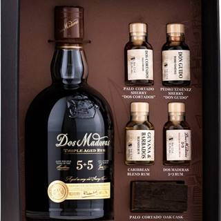 Dos Maderas PX 5+5 Tasting Experience 39,93% 0,744l