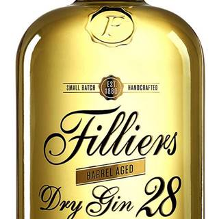 Filliers Dry Gin 28 Barrel Aged 43,7% 0,5l
