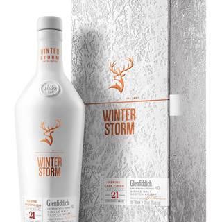 Glenfiddich Winter Storm 21 ročná 43% 0,7l
