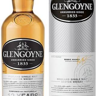 Glengoyne 12 ročná 43% 0,7l