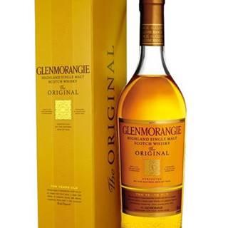 Glenmorangie Original 10 ročná 40% 0,7l