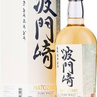 Hatozaki Japanese Pure Malt 46% 0,7l