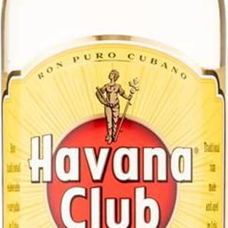 Havana Club Anejo 3 ročný 40% 0,7l
