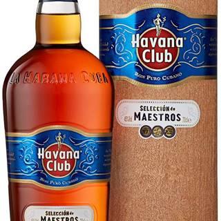 Havana Club Selección de Maestros 45% 0,7l