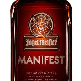Jägermeister Manifest 1l 38%