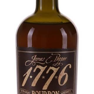 James E. Pepper 1776 Straight Bourbon 50% 0,7l
