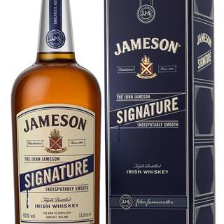 Jameson Signature 1l 40%