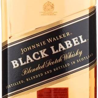Johnnie Walker Black Label 12 ročná 3l 40%