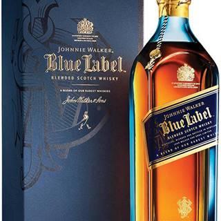 Johnnie Walker Blue Label 40% 0,7l