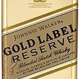Johnnie Walker Gold Label Reserve Golden Edition 40% 0,7l