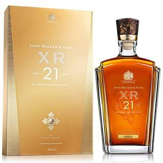 Johnnie Walker XR 21 ročná 1l 40%