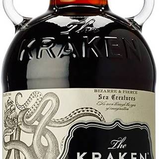 Kraken Black Spiced 40% 0,7l