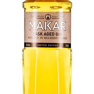 Makar Mulberry Cask Aged Gin 43% 0,7l