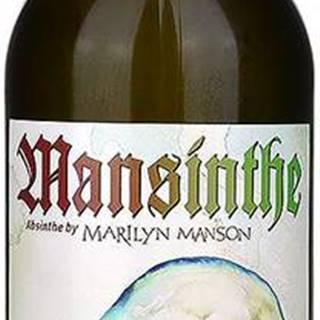 Mansinthe Absinthe 66,6% 0,7l