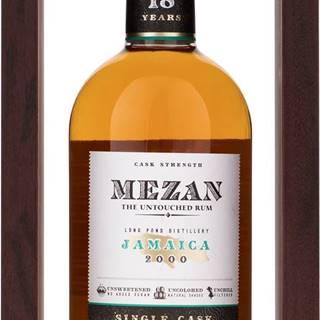 Mezan Jamaica 2000 Cask No. 001 57,26% 0,7l