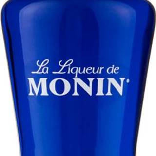 Monin Liqueur de Blue Curacao 20% 0,7l