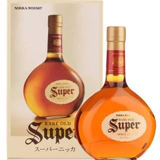 Nikka Super Rare Old 43% 0,7l