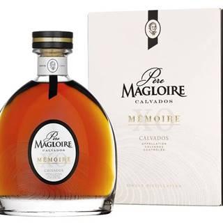 Pére Magloire XO Memoire 40% 0,7l