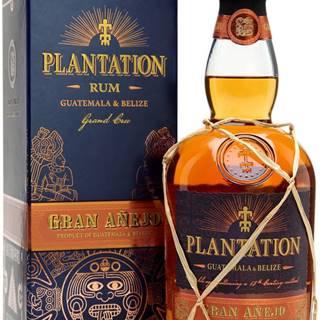 Plantation Guatemala & Belize Gran Anejo Rum 42% 0,7l