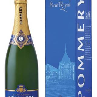 Pommery Brut Royal v kartóniku 12,5% 0,75l