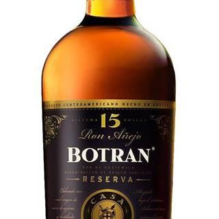 Ron Botran Reserva 15 ročný 40% 0,7l