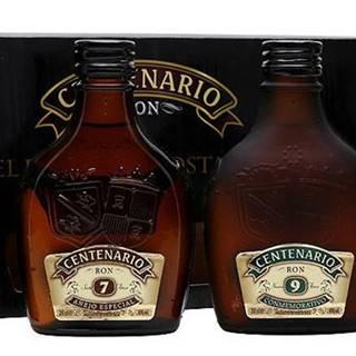 Ron Centenario Tasting Collection 4x0,2l 40% 0,8l