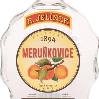 Rudolf Jelínek Marhuľovica Budík 42% 0,7l