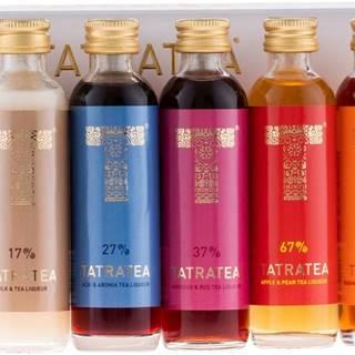 Tatratea Mini Set II. 42% 0,24l